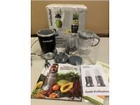 NutriBullet 600W Blender/Mixer Nutrition Extractor 8 Piece Set