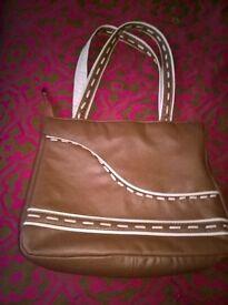 radley brown leather