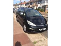 7 seater Toyota Previa 54 plate fully lather