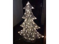 Acrylic LED Xmas tree