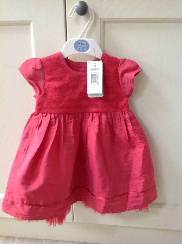 Marks and Spencer NEW Baby Party Dress 6-9 Months | in Ormeau Road ...