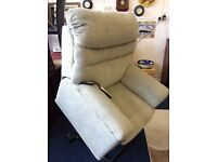 G plan rise and recliner duel motor excellent condition free delivery