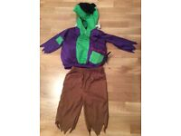 Halloween outfit aged 1-2 years