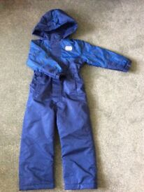 Boys age 4-5 snowsuit