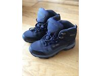 Boys Size 3 Walking/Hike Boots, Mountain Warehouse Waterproof soft shell