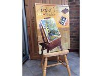 Artist Studio Easel (Brand New)