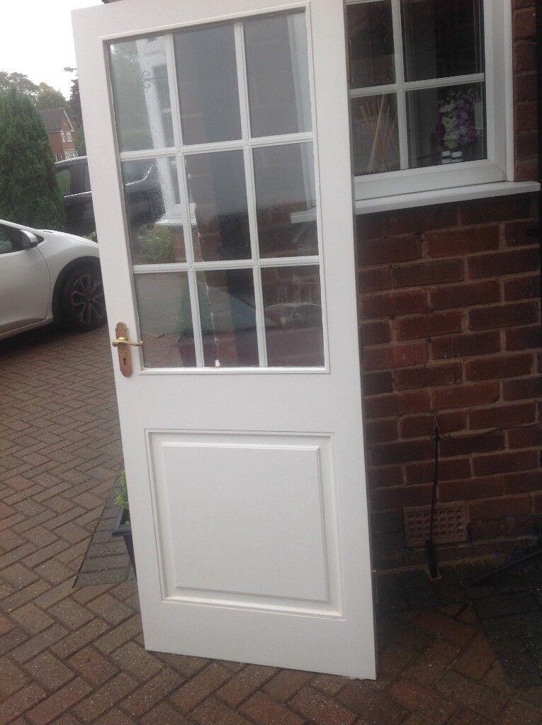 Solid Timber External Door