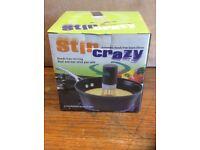 Stir Crazy Automatic Hands Free Sauce Stirrer