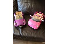 Barbie toys bundle