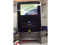 Scanomat coffee machine. Can deliver