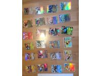 21 EX Pokemon cards (COLLECTION ONLY)