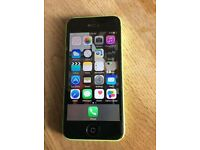 I phone 5 c as new unmarked Vodafone network