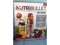NUTRIBULLET Pro 900 Series NBLP9 Blender - Champagne, BRAND NEW, SEALED BOX, Duplicate gift