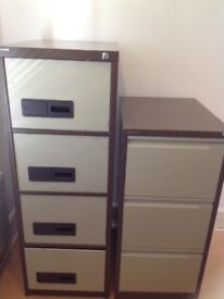 2 x Filing Cabinets in Great Condition