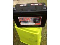 12 volt 4x4 battery