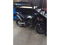 Motorbike 125 - Sinnis Apache - Supermoto