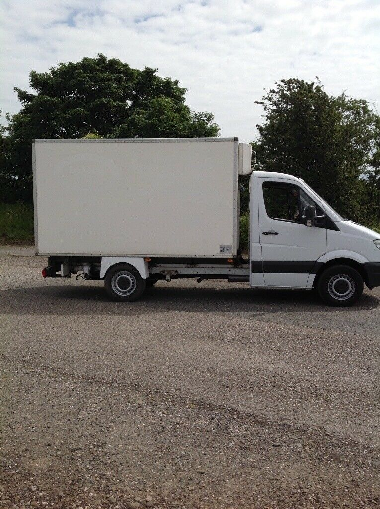 Mercedes sprinter 316 cdi (170bhp) very rare, 1owner,fsh, fully working  freezer thermo king 2012 | in Dumfries, Dumfries and Galloway | Gumtree