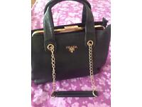 Lovely ladies hand bag in very good condition .