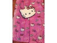 Hello Kitty Curtains and cushion