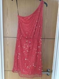 Special Edition Red Herring dress size 8