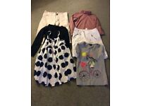Bundle girls clothes 10 - 11 years