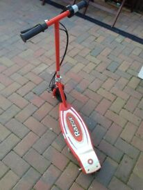Kids electric scooter for sale