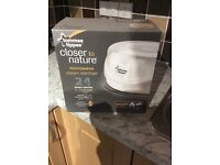 REDUCED Tommee Tippee microwave steriliser