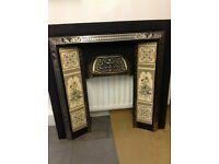 Fireplace Inset