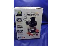 Jason Vale Black Fusion Juicer
