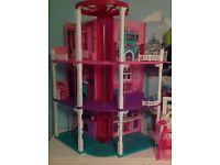 Barbie Dream House & Cruise ship