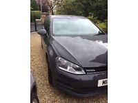 VW Golf for quick sale immaculately kept car no time wasters please