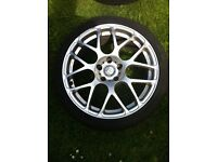"18"" hre performance alloy wheels for sale"