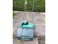 Qualcast Punch EP35S Electric Cylinder Lawn Mower