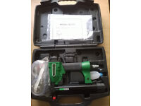 Greenline 3-in-1 Combined Upholstery Staple Gun/Brad Nail Gun AS NEW
