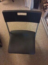 Ikea basic foldable chair