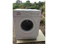 Never used surplus to requirement Lamona Howdens integrated washing machine