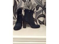 Womens Geox Italian boots