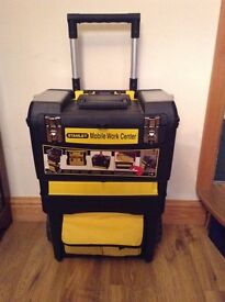 Stanley mobile tool box