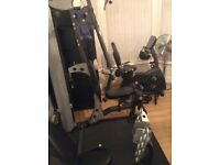 Muliti Gym and Exercise bike for sale