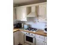 Oven Hob extractor with housing unit