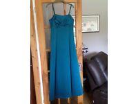 Debut size 14 dress with bolero