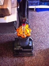 DYSON DC27 ALL FLOORS UPRIGHT VACUUM CLEANER