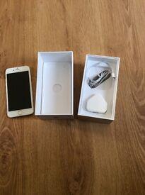 Apple Iphone 6 16gb silver on O2