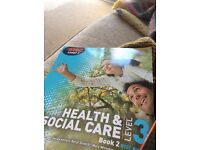 Health and social care level 3 and level 3 study guide