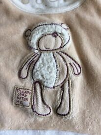 Baby sleeping bag 2.5 tog age 0-6 months good con Mothercare collect Sprowston