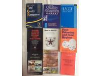 Food Hygiene and Quality Textbooks