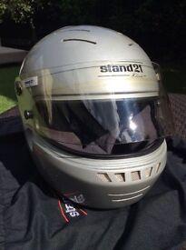Porsche Crash Helmet by Stand 21