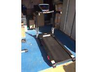 SALUS Sports x-lite motorised incline running machine