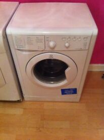 Indesit washing machine 7kg drum 1200 spin clean condition