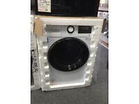 Beko white 9kg washer dryer. £500 RRP £650. NEW 12 month Gtee